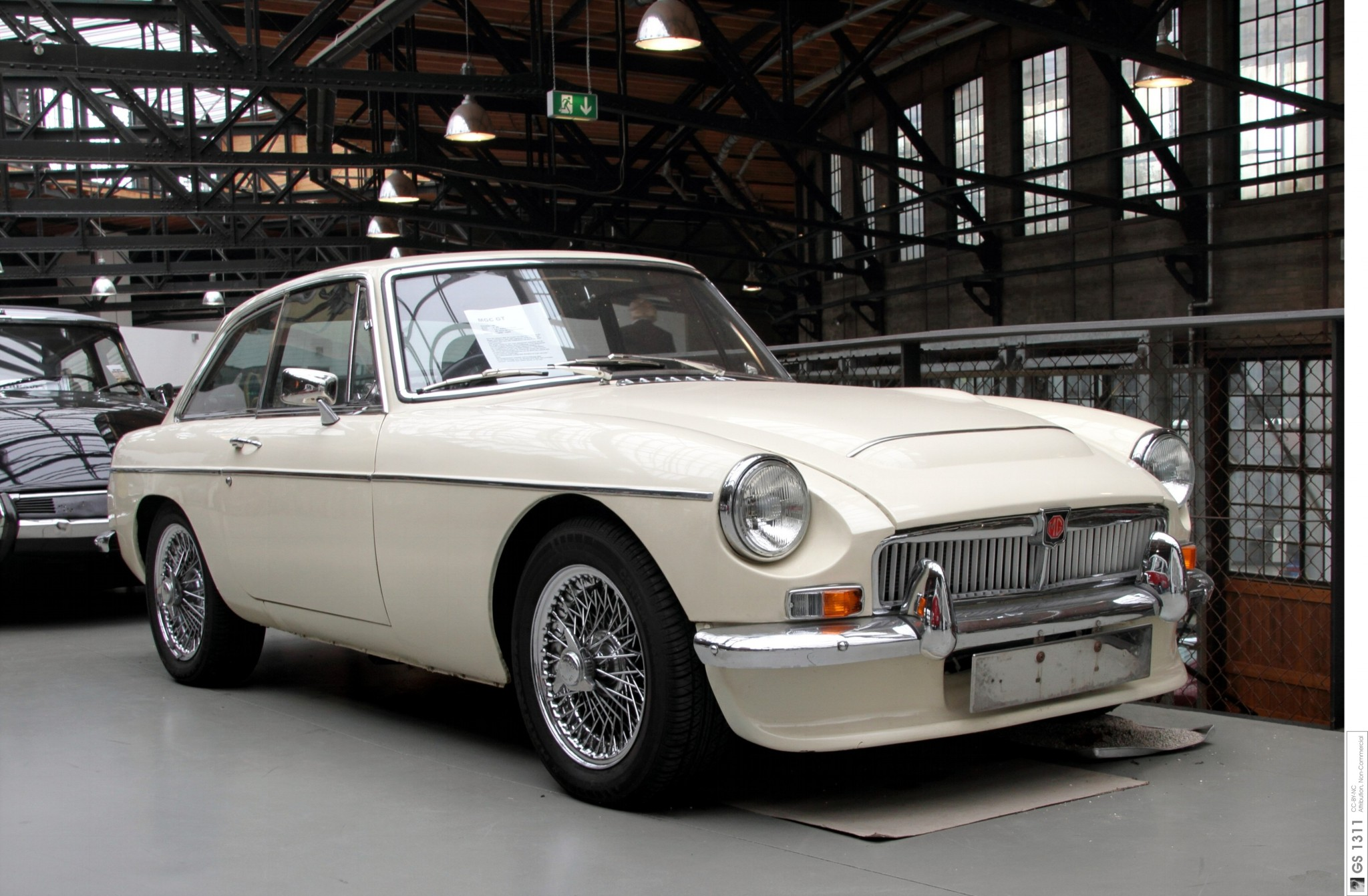 MGB - http://www.sportscarshop.com/mgb-with-hardtop/