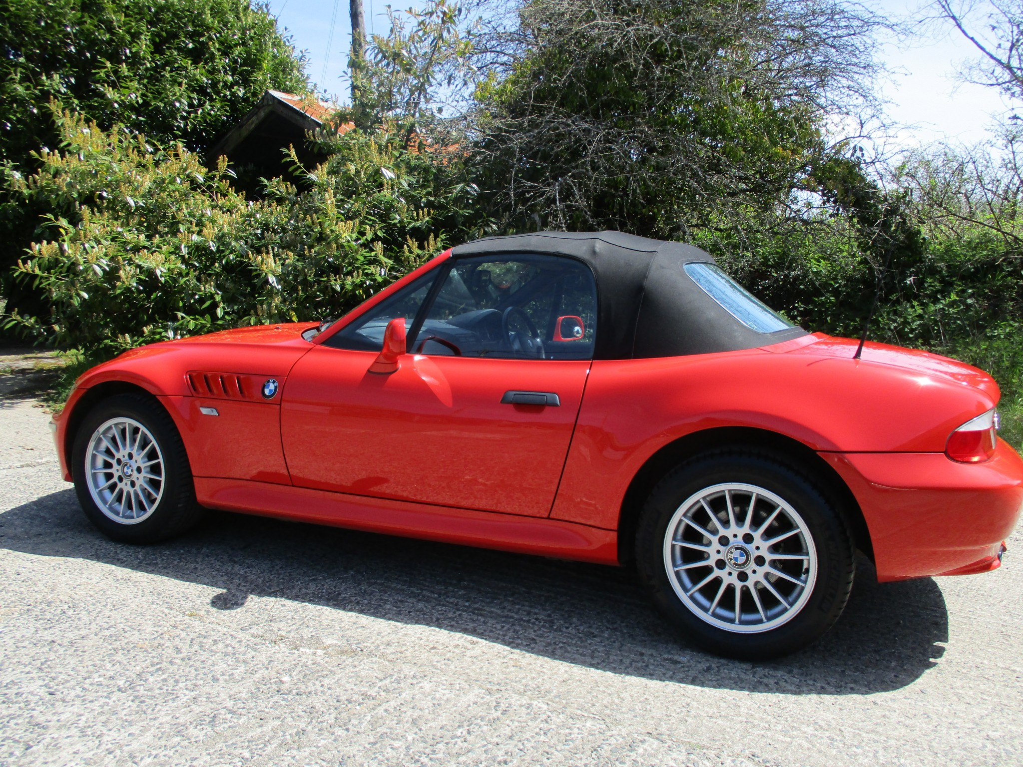 Bmw Z3 Super Price Ian Webb Specialist Cars